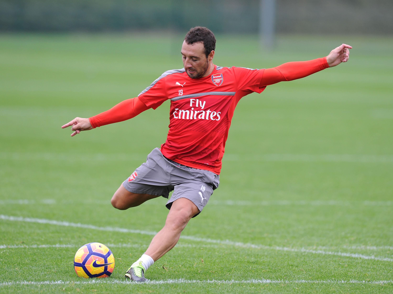 Arsenal Santi Cazorla Needed Now More Than Ever