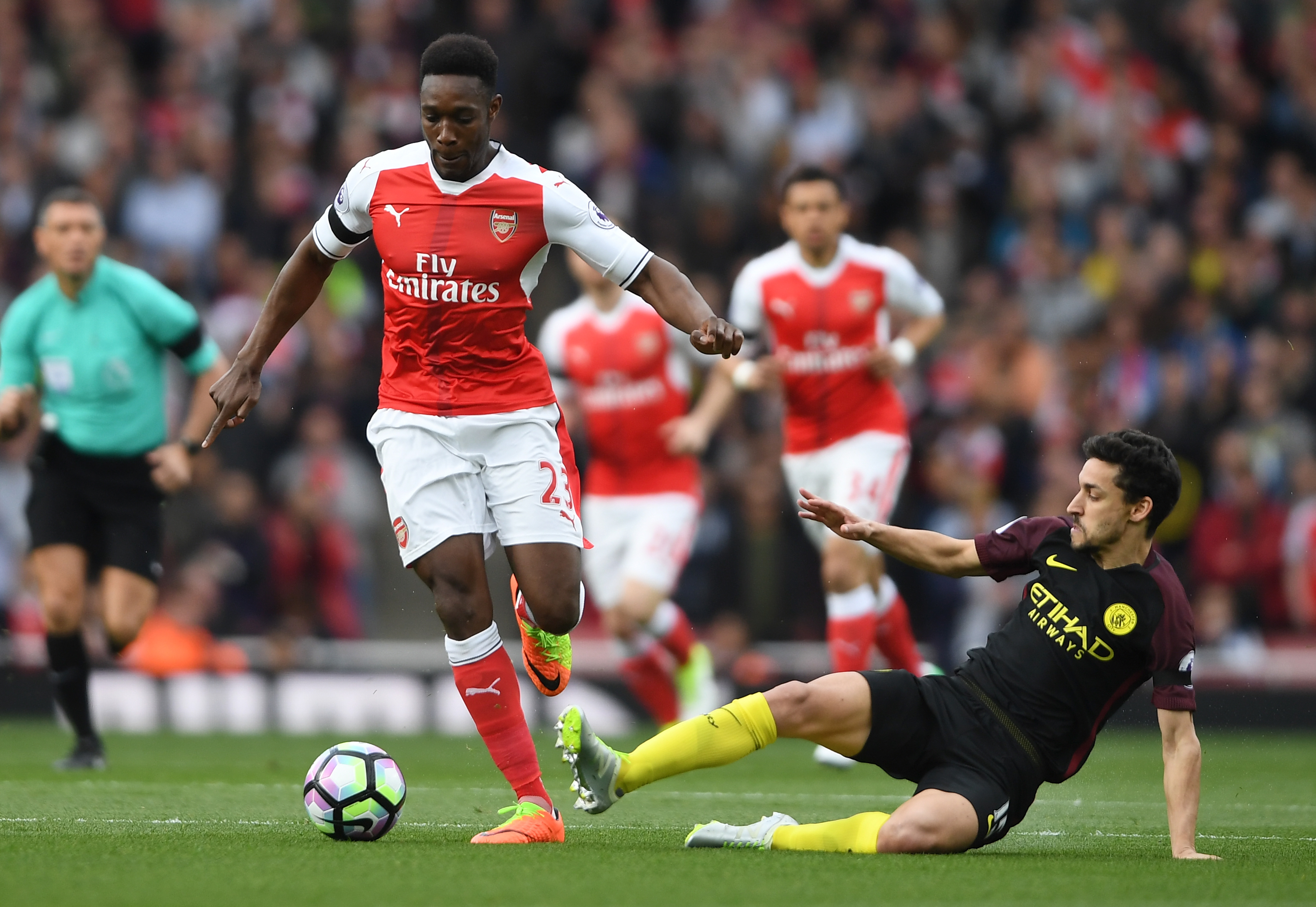 Arsenal Vs Manchester City: 5 Things We Learned