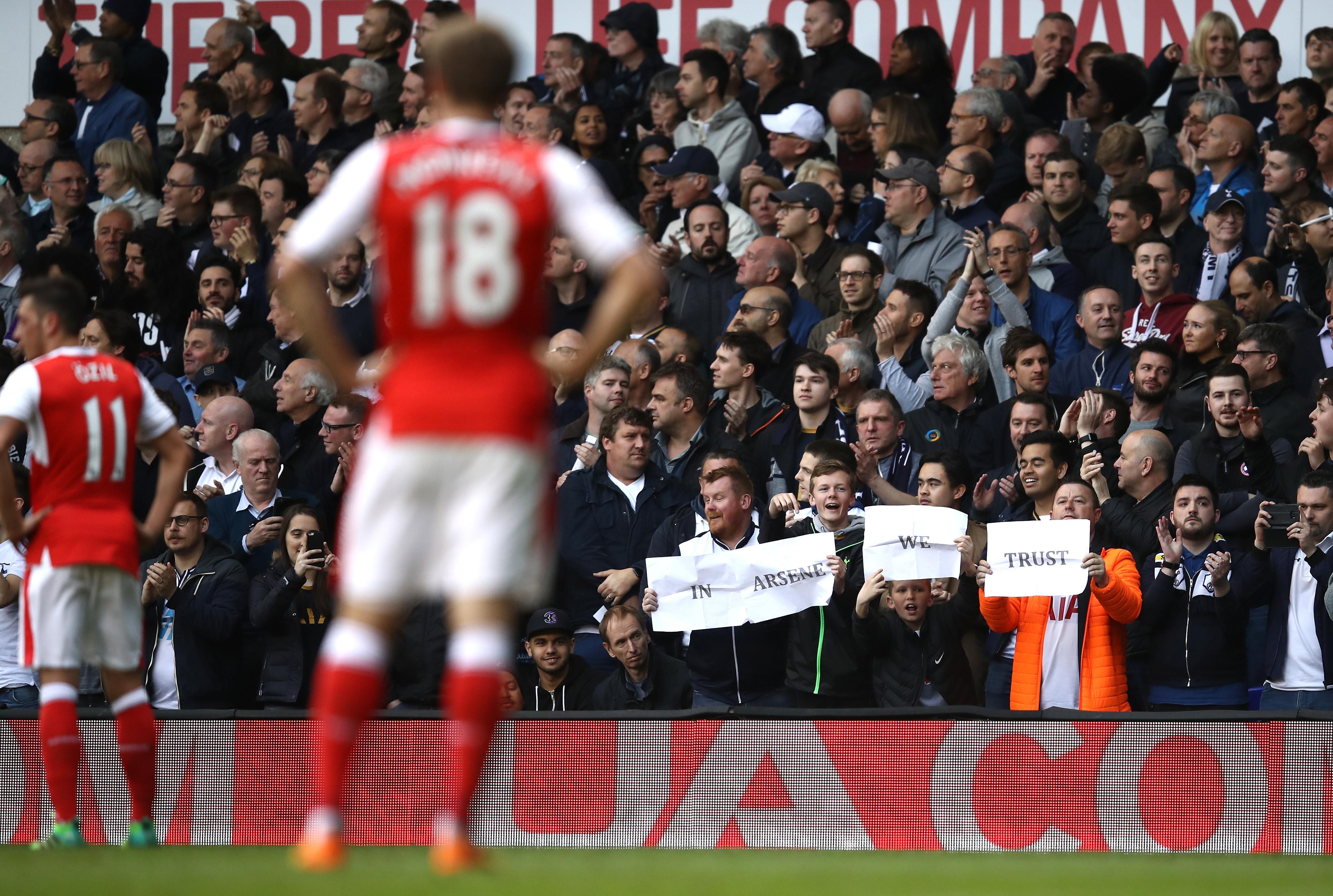 Arsenal vs Tottenham Player Ratings: Like Deflating A ...Tottenham Vs Arsenal
