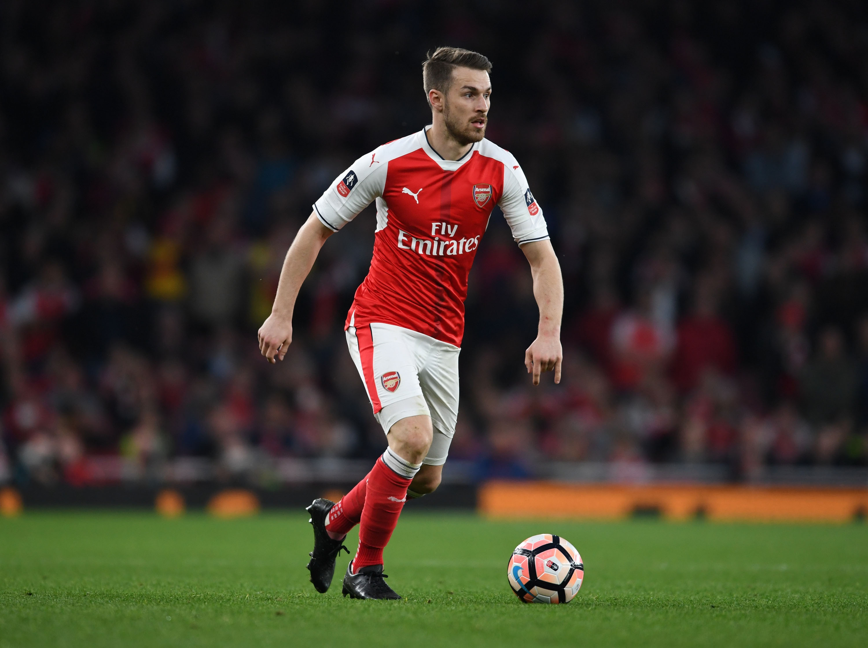 Arsenal: 3 Reasons Why Aaron Ramsey Is Best Available Antidote