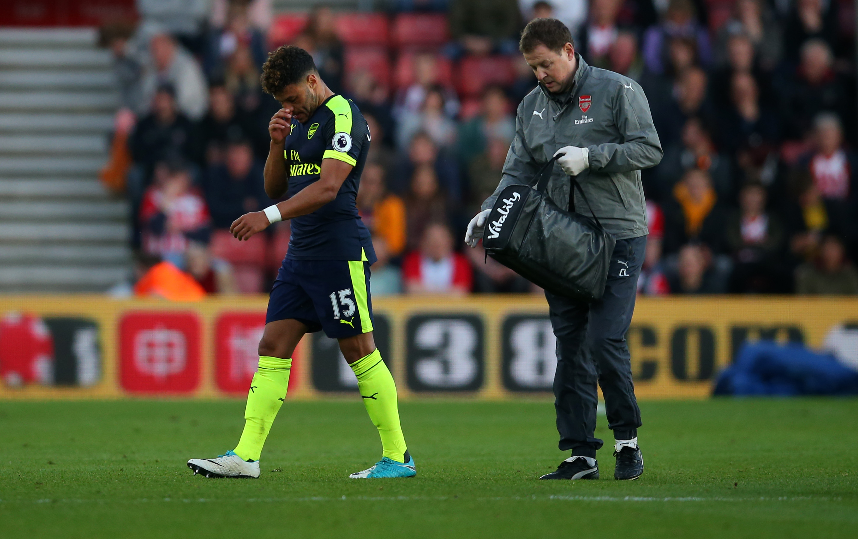 Arsenal Vs Southampton: 5 things we learned