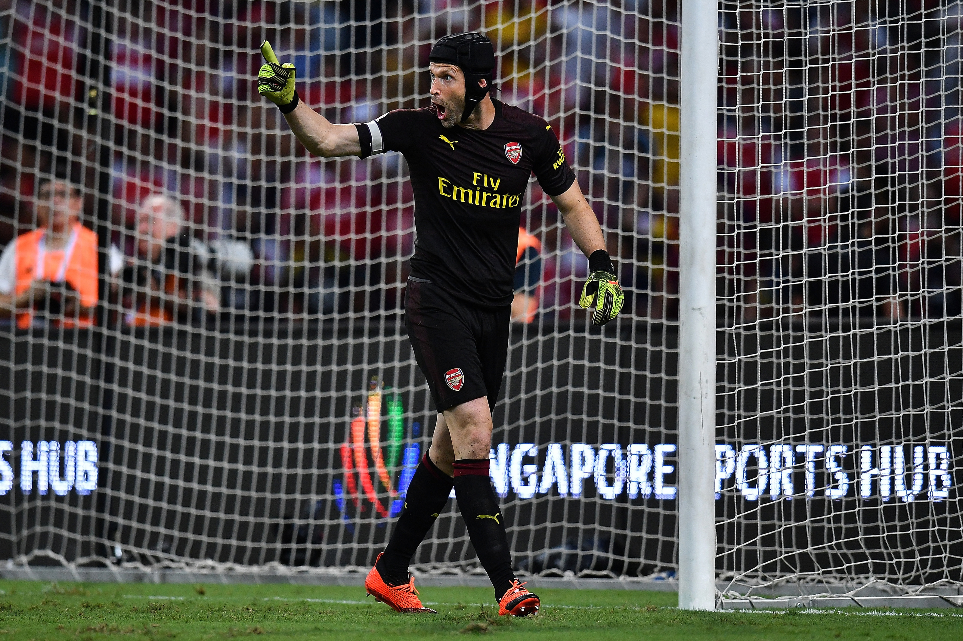 Arsenal: Sticking With Petr Cech Safe, And Therefore