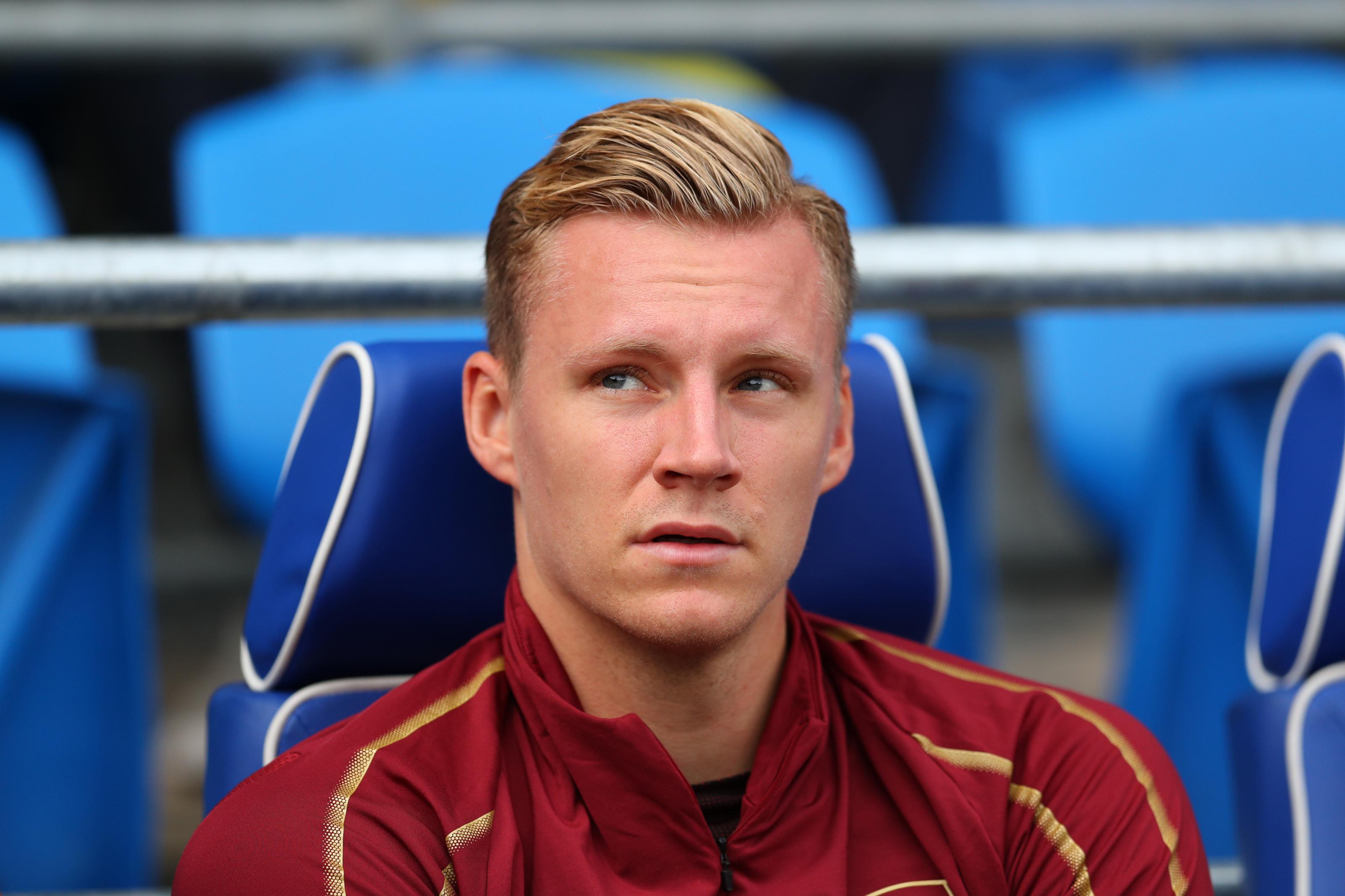Arsenal: Bernd Leno said a lot more than 'frustrated'