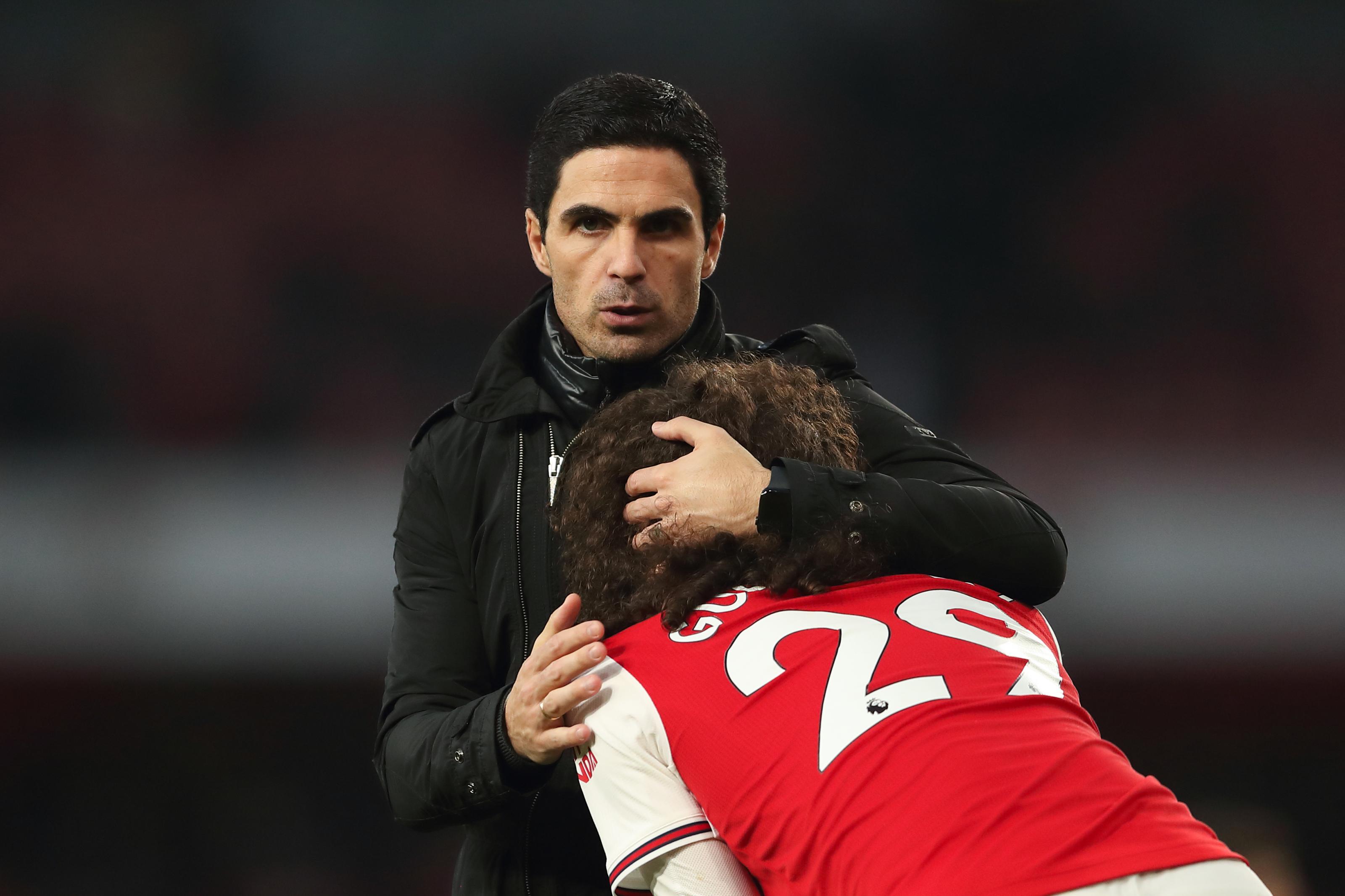 Arsenal: Only one winner in Mikel Arteta vs. Matteo Guendouzi battle
