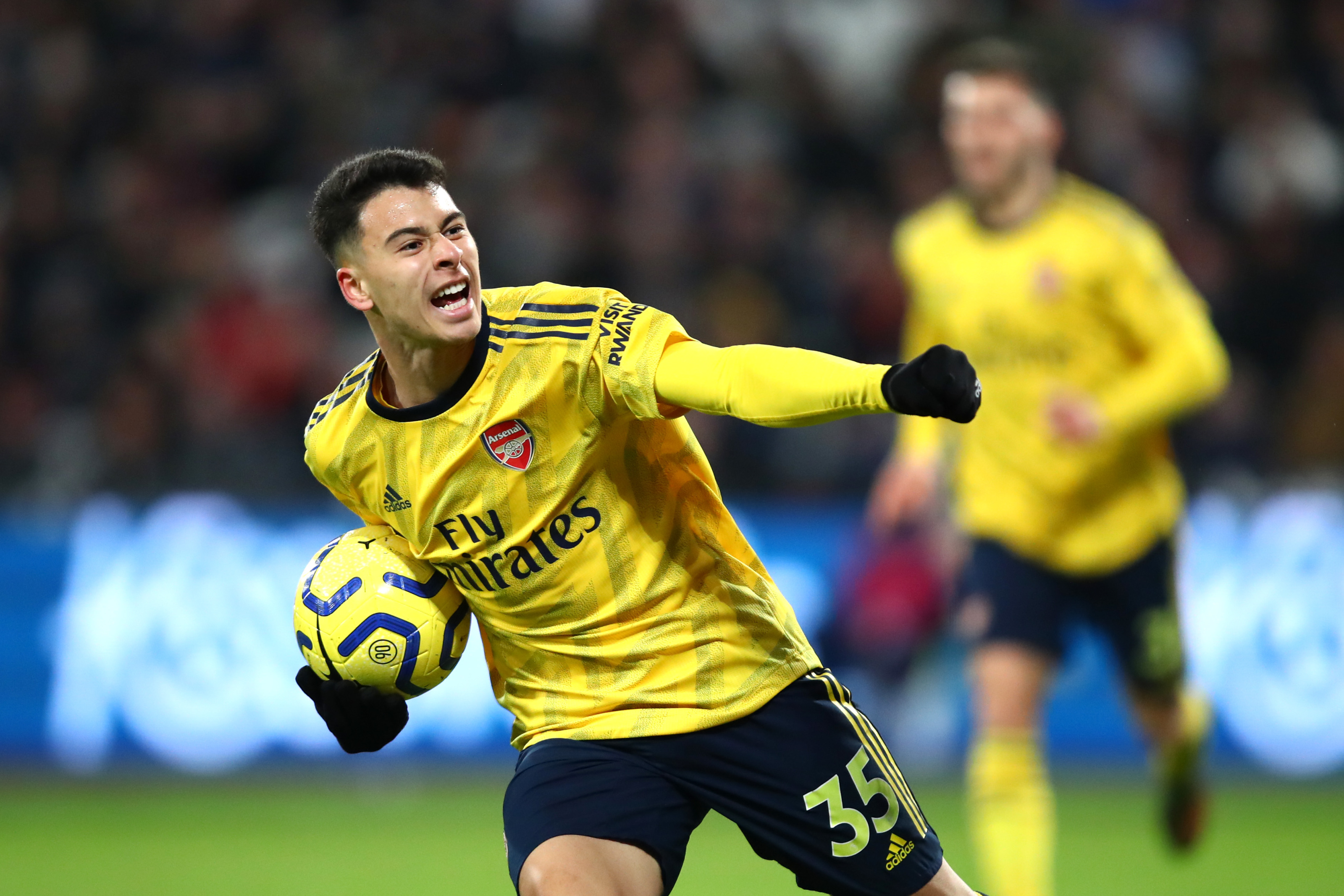 Arsenal What Can Mikel Arteta Do For Gabriel Martinelli