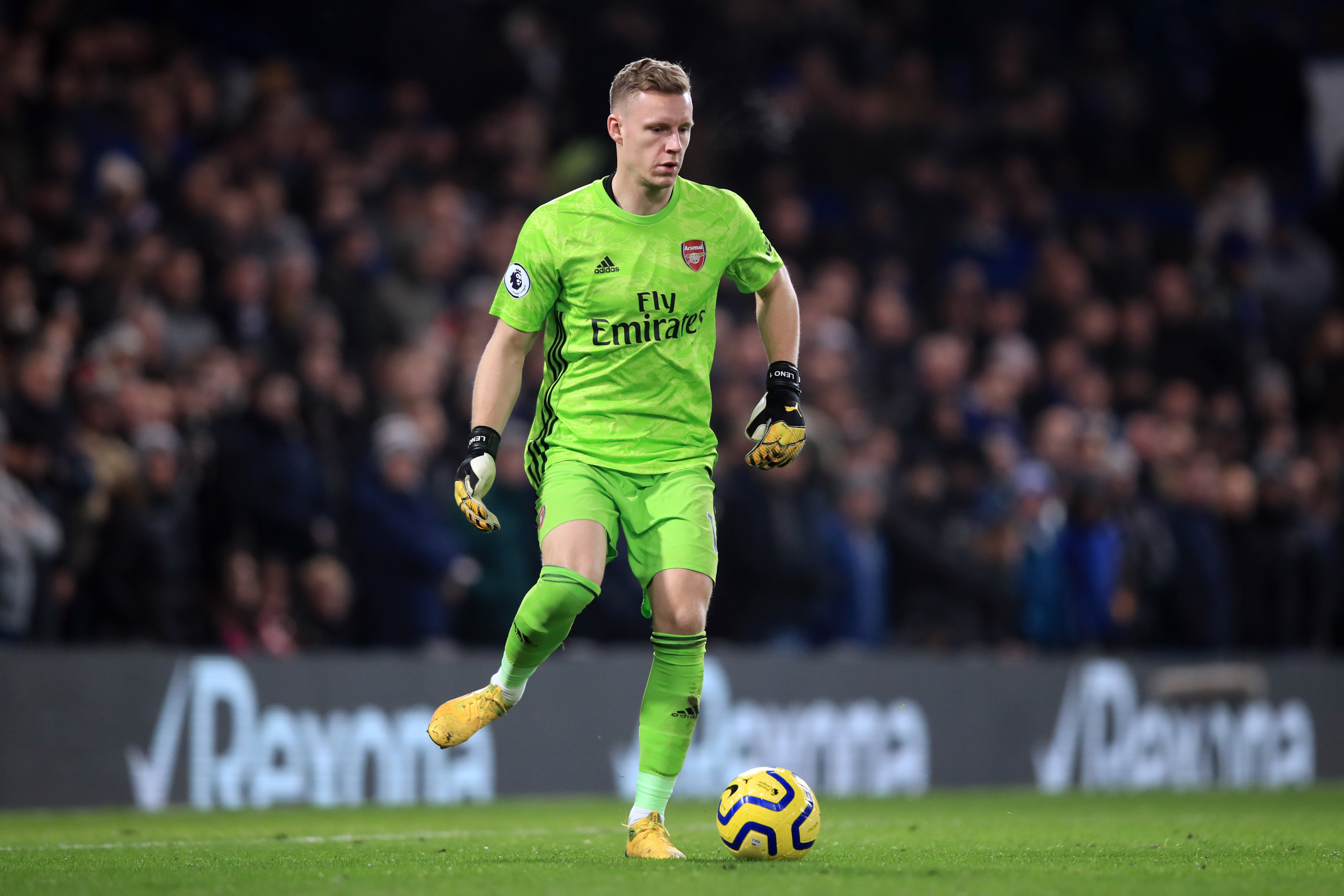 Arsenal: Bernd Leno has one skill to master before being elite