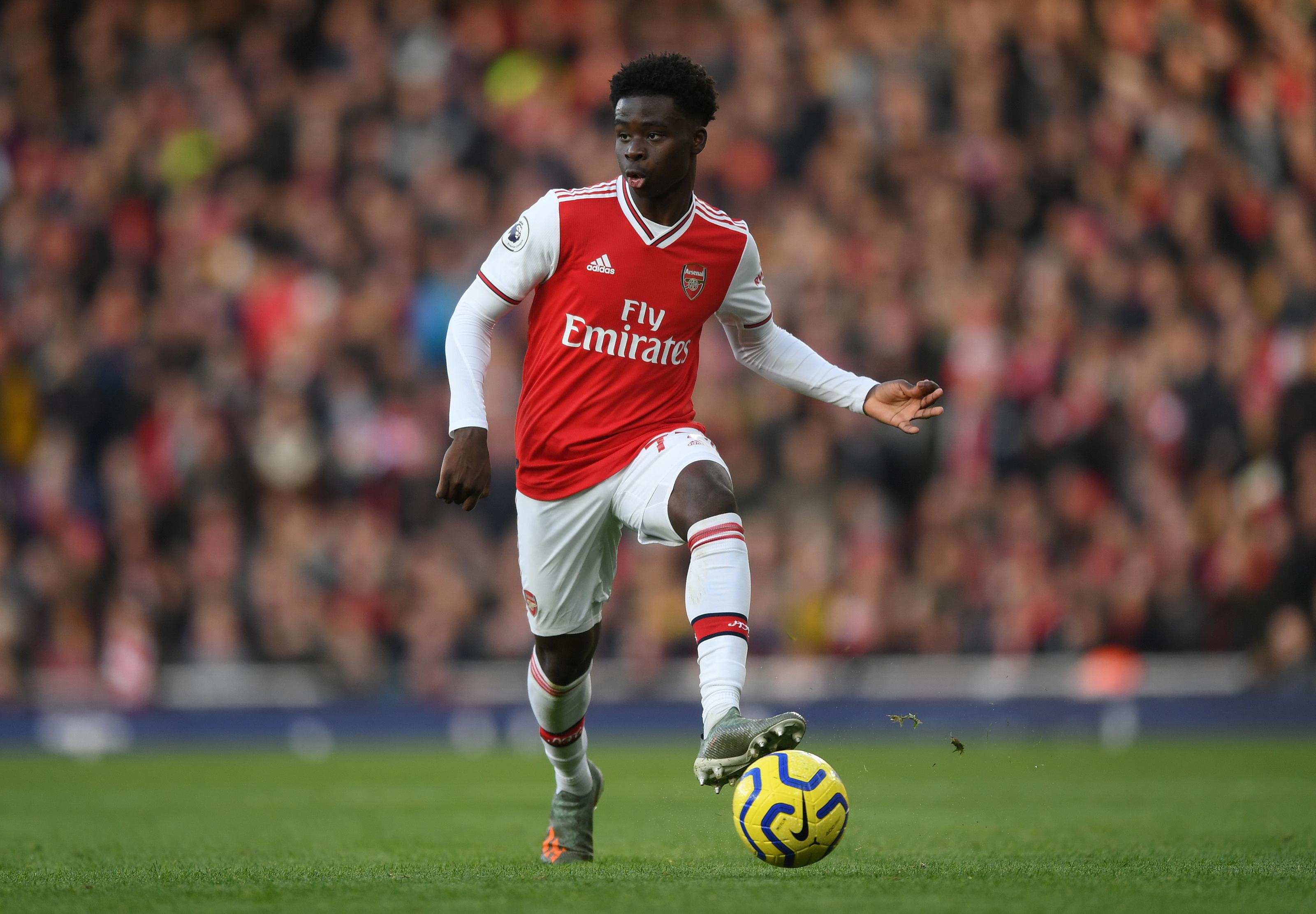 Arsenal: Bukayo Saka hype waiting on one thing and one thing only