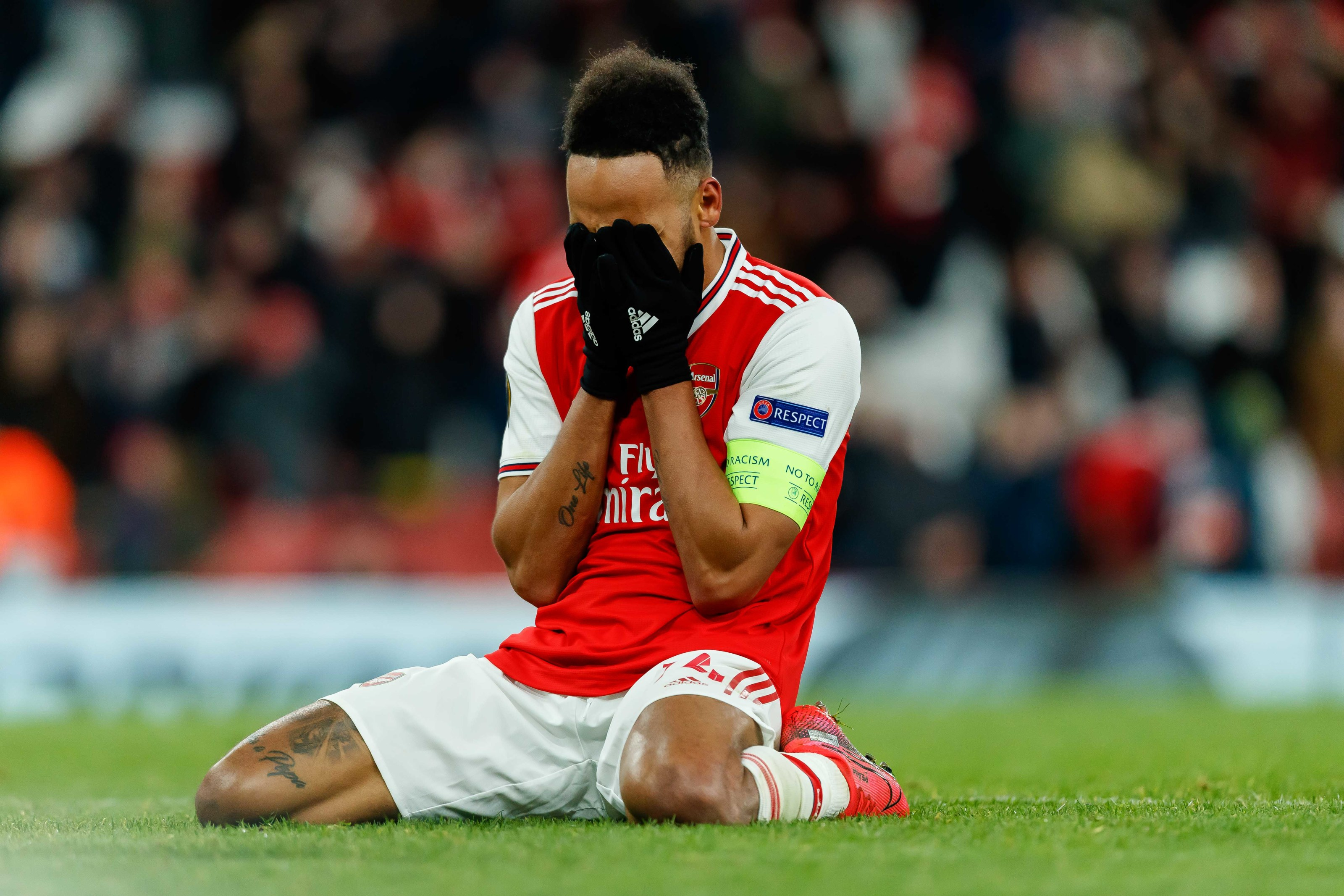 Arsenal: Bernd Leno, Pierre-Emerick Aubameyang not to blame