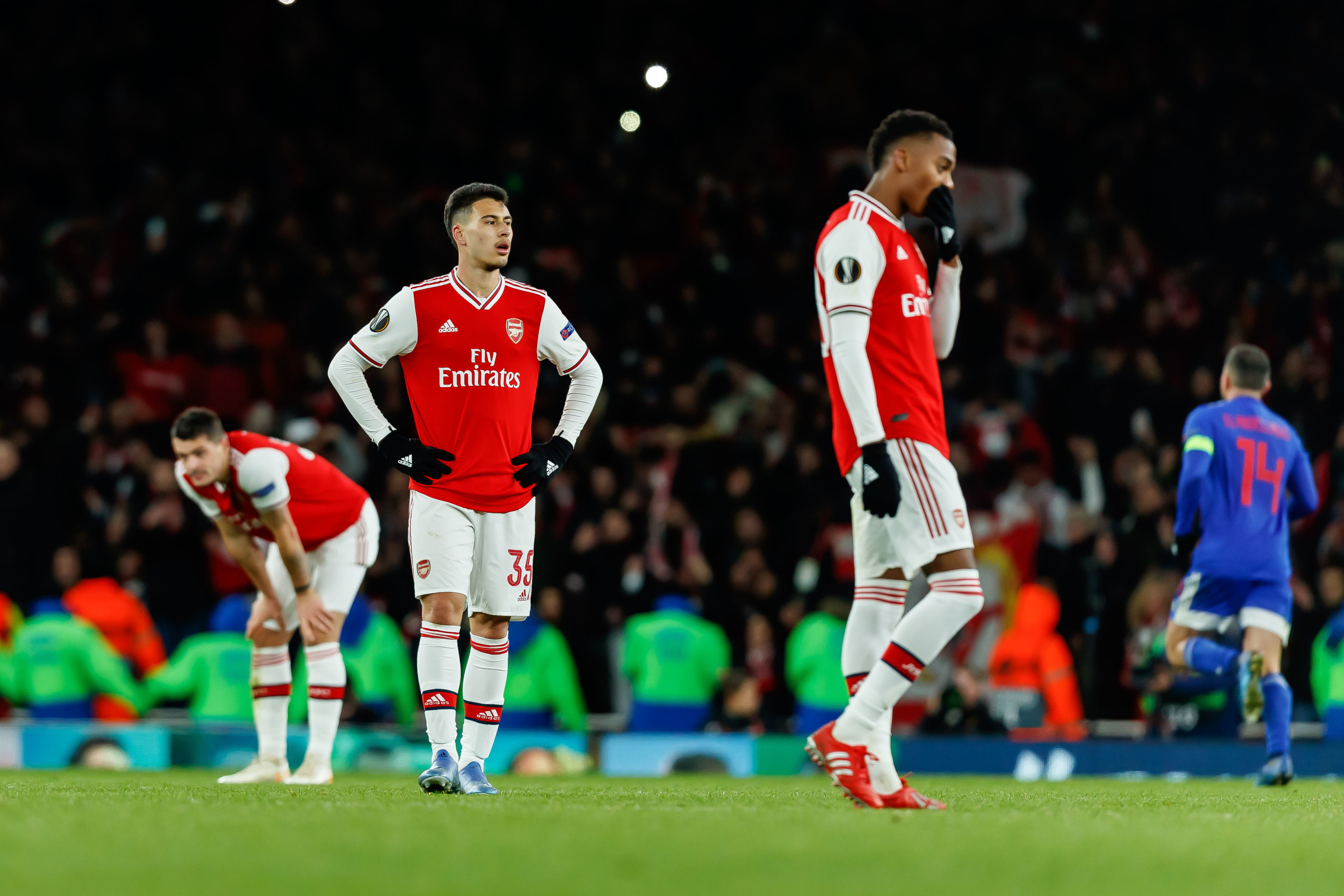 Arsenal Vs Olympiakos: You cannot switch commitment on