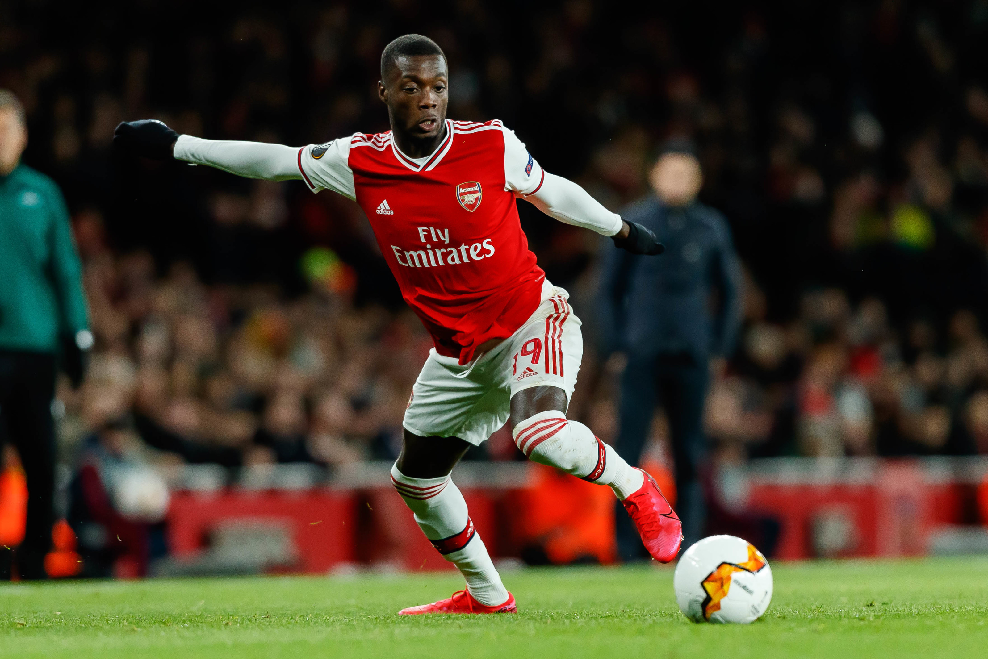Arsenal: Nicolas Pepe's first season a snippet of his potential?