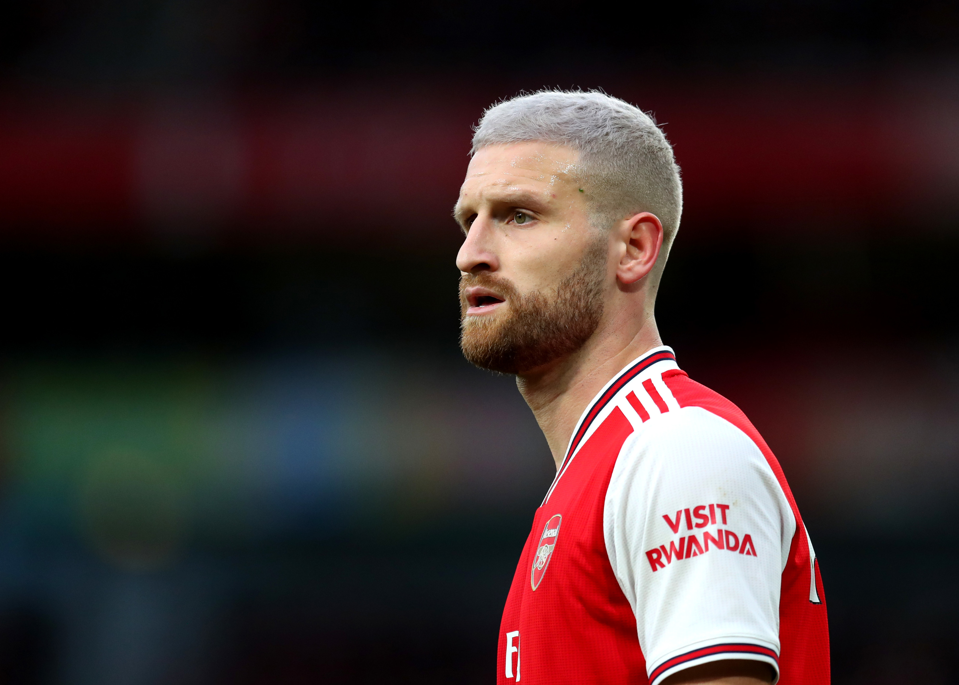 Arsenal: Shkodran Mustafi making it hard to fight these feelings