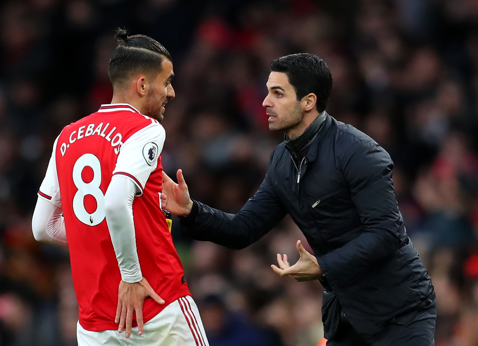 Arsenal: Mikel Arteta has found his midfield