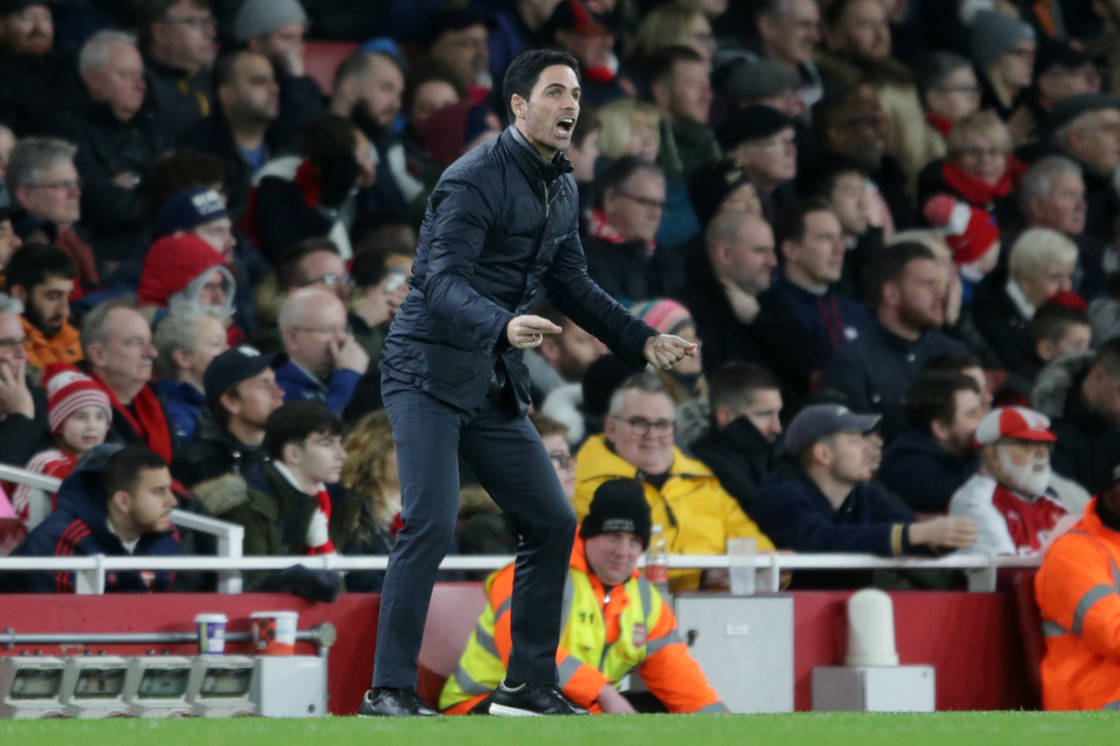 Arsenal: For all modern analysis, Mikel Arteta used old school values