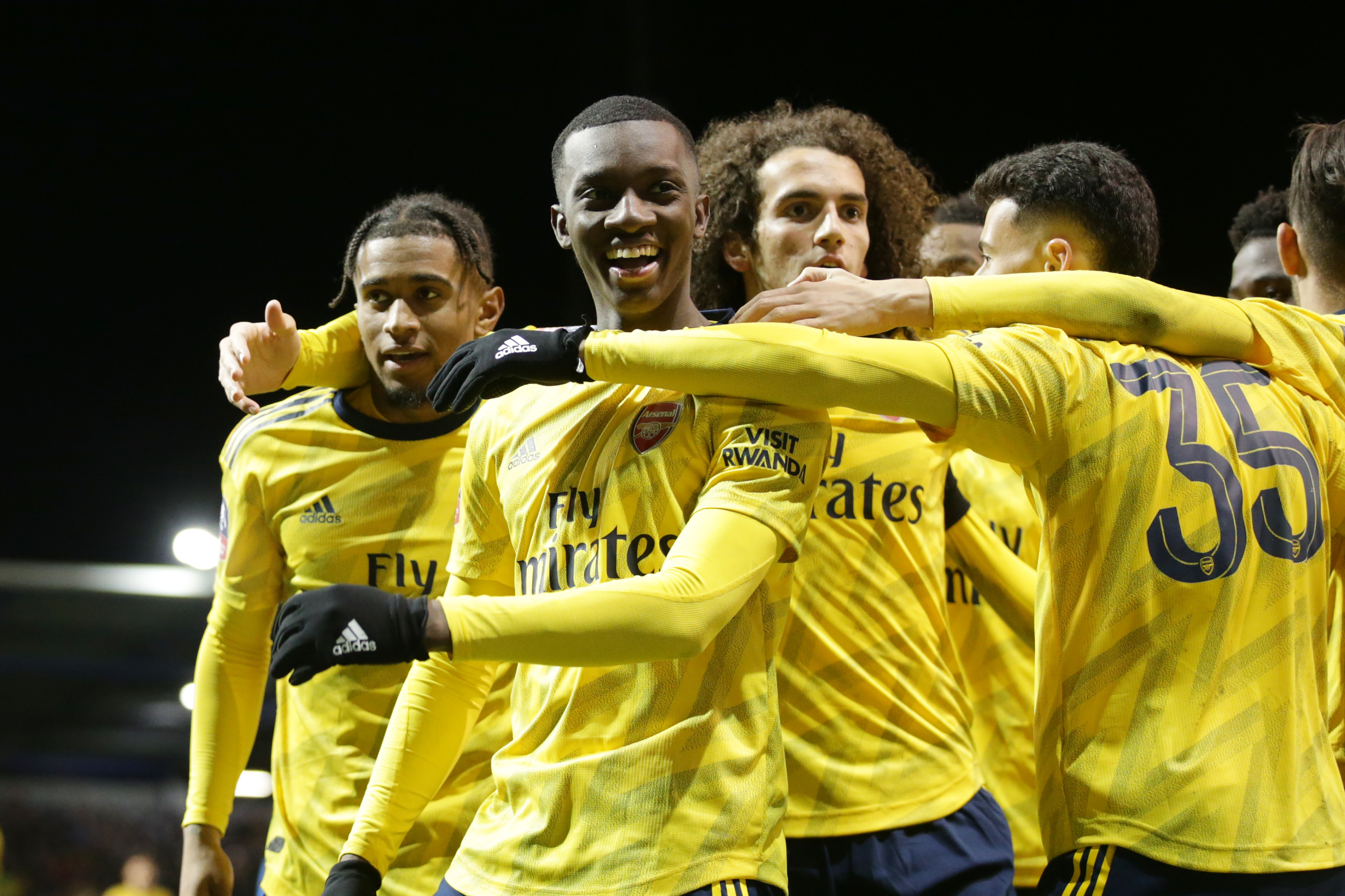 Arsenal Vs Porstmouth: 5 things we learned – The future is bright thumbnail
