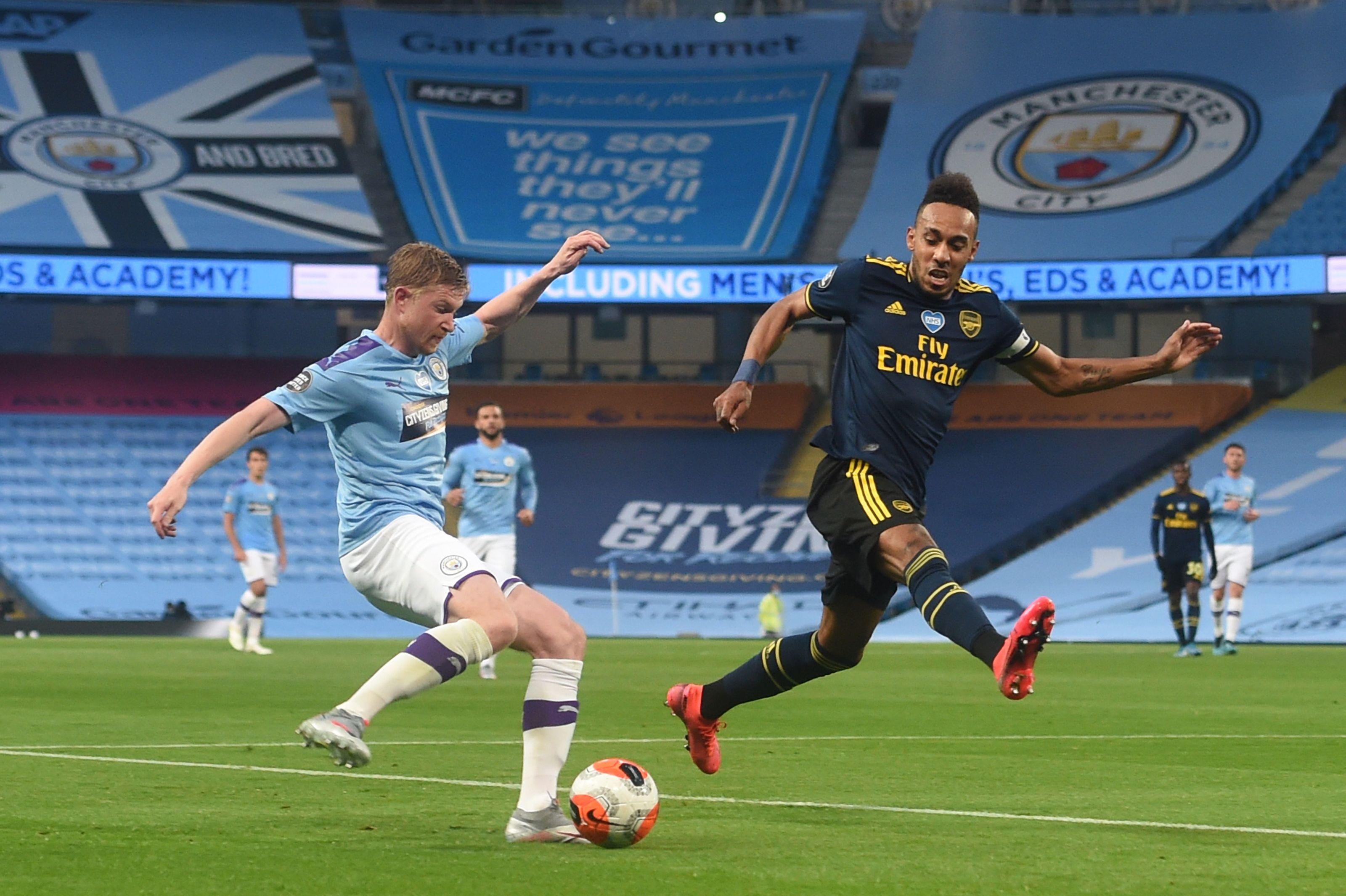 Manchester City Vs Arsenal Premier League Preview