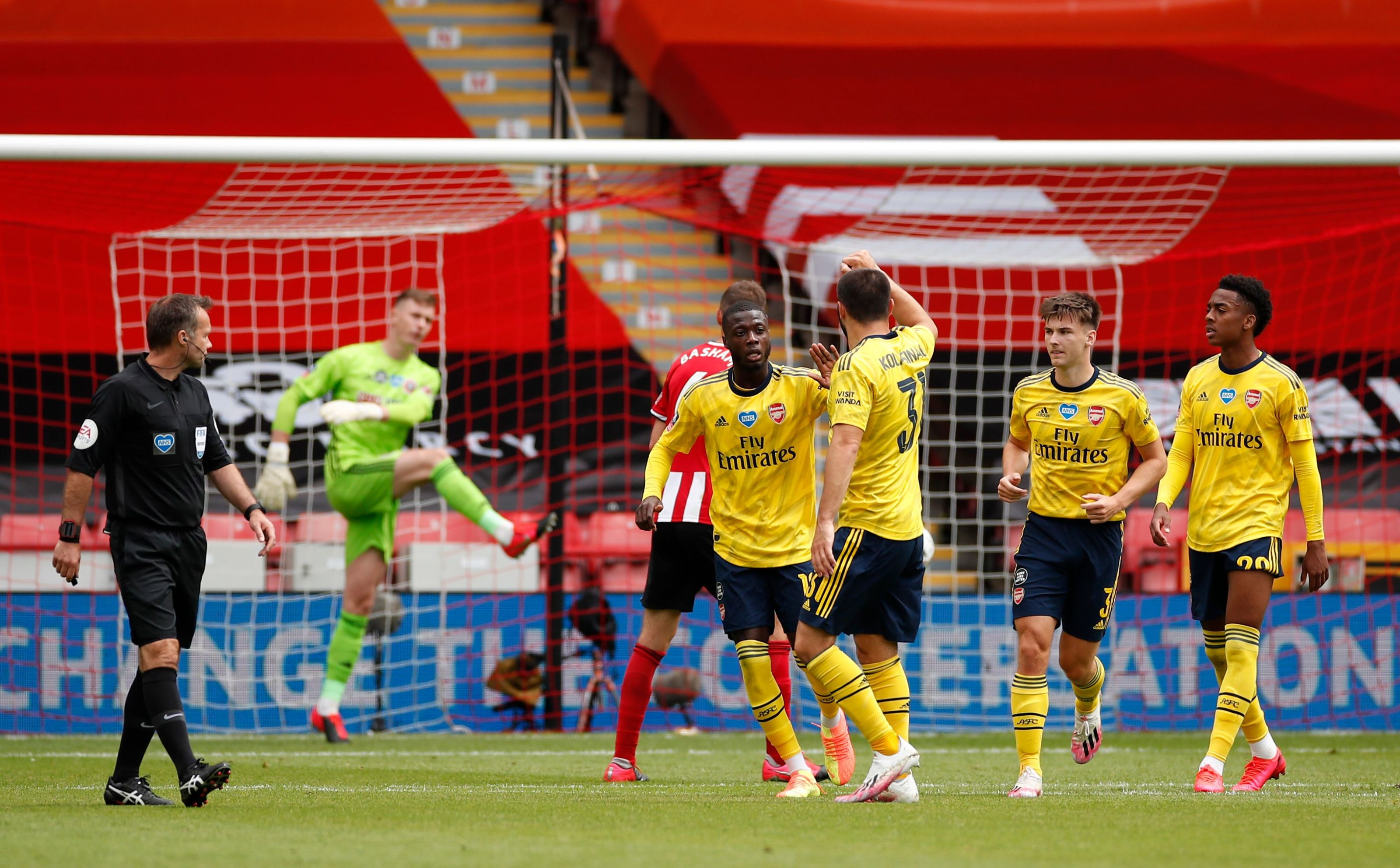 Arsenal Vs Sheffield United: 5 things we learned - Dani Ceballos ...