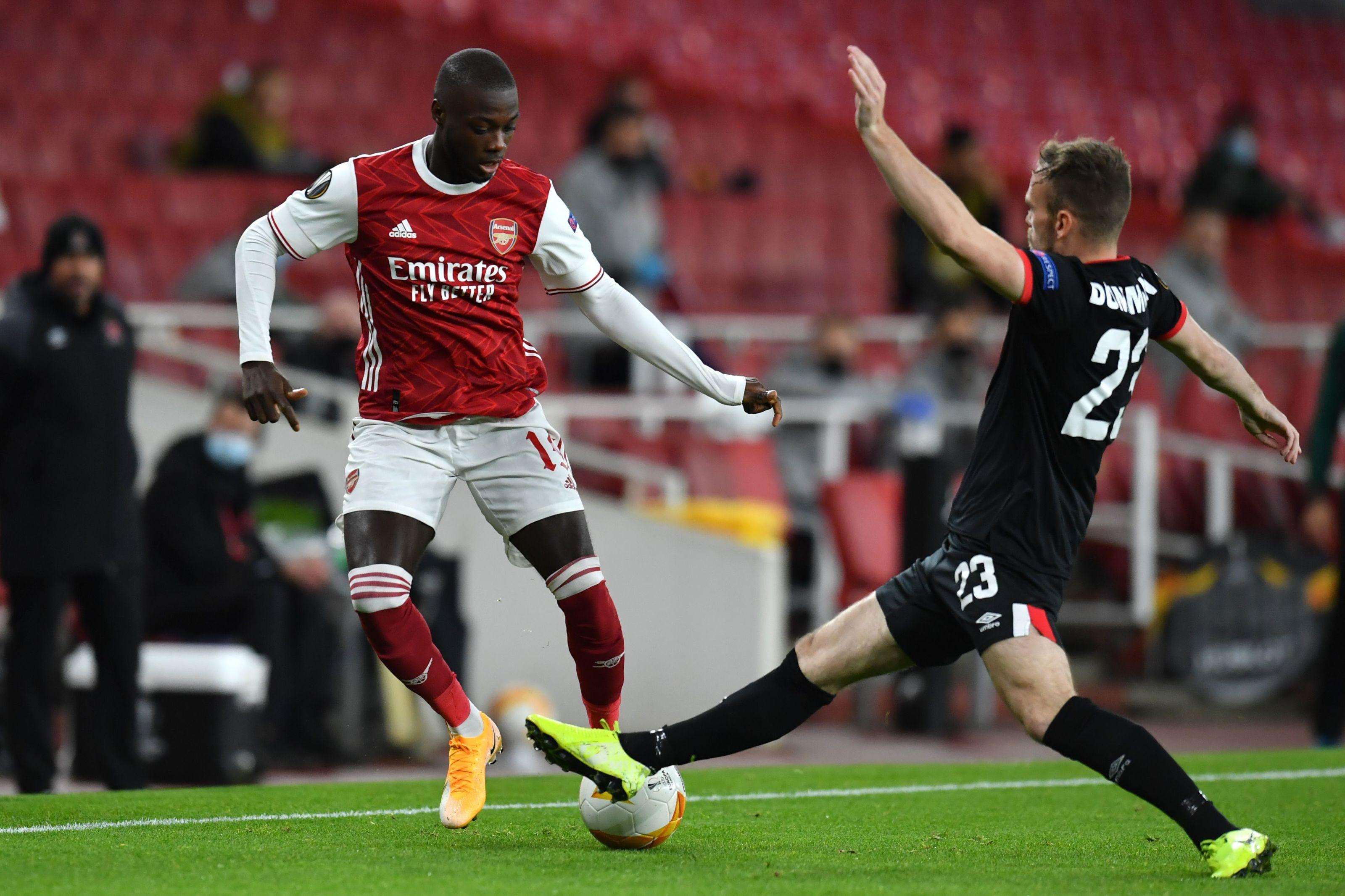 Arsenal vs Dundalk: Thursday's UEFA Europa League Preview