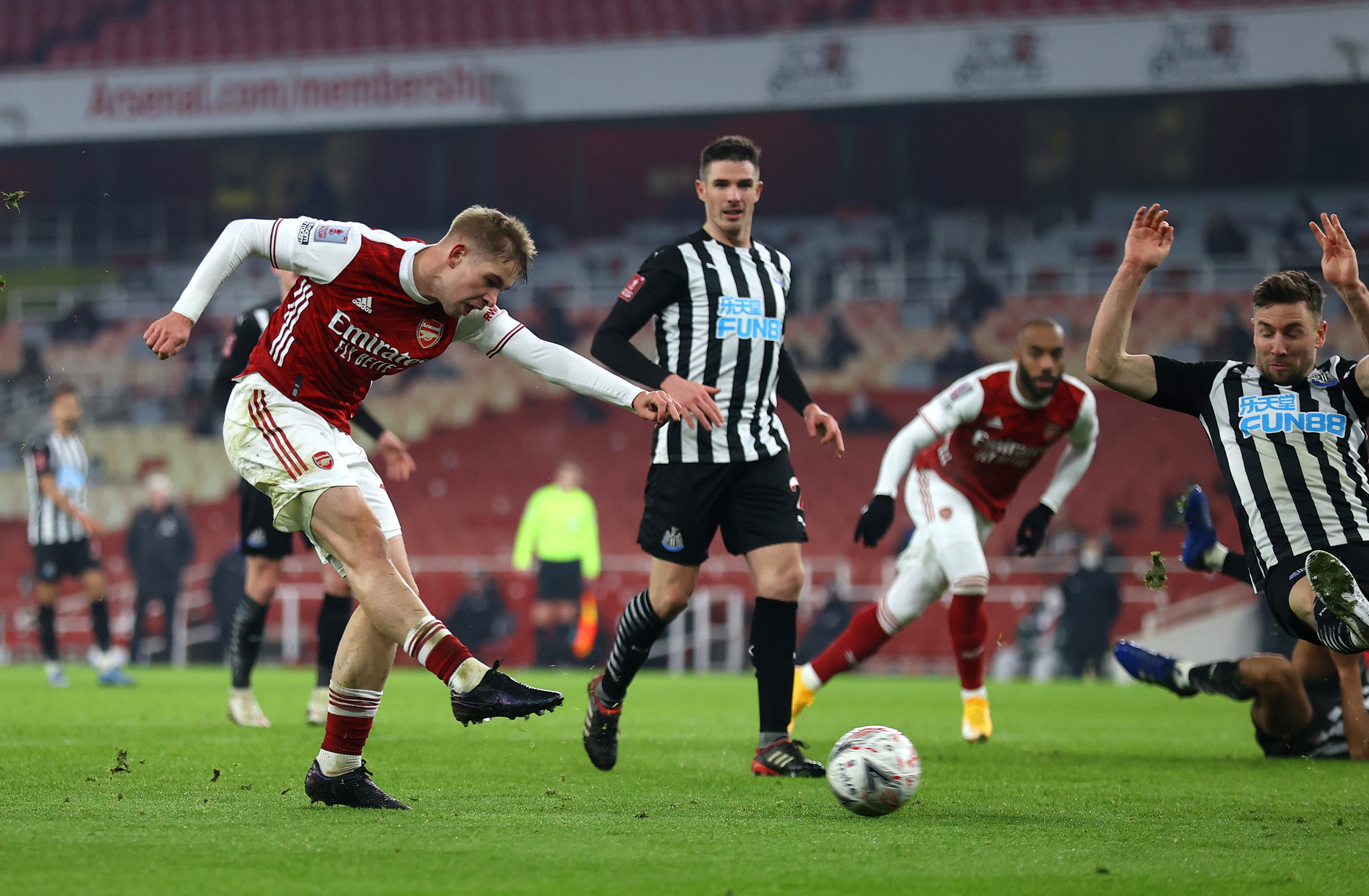 Arsenal vs Newcastle Preview: Premier League Clash
