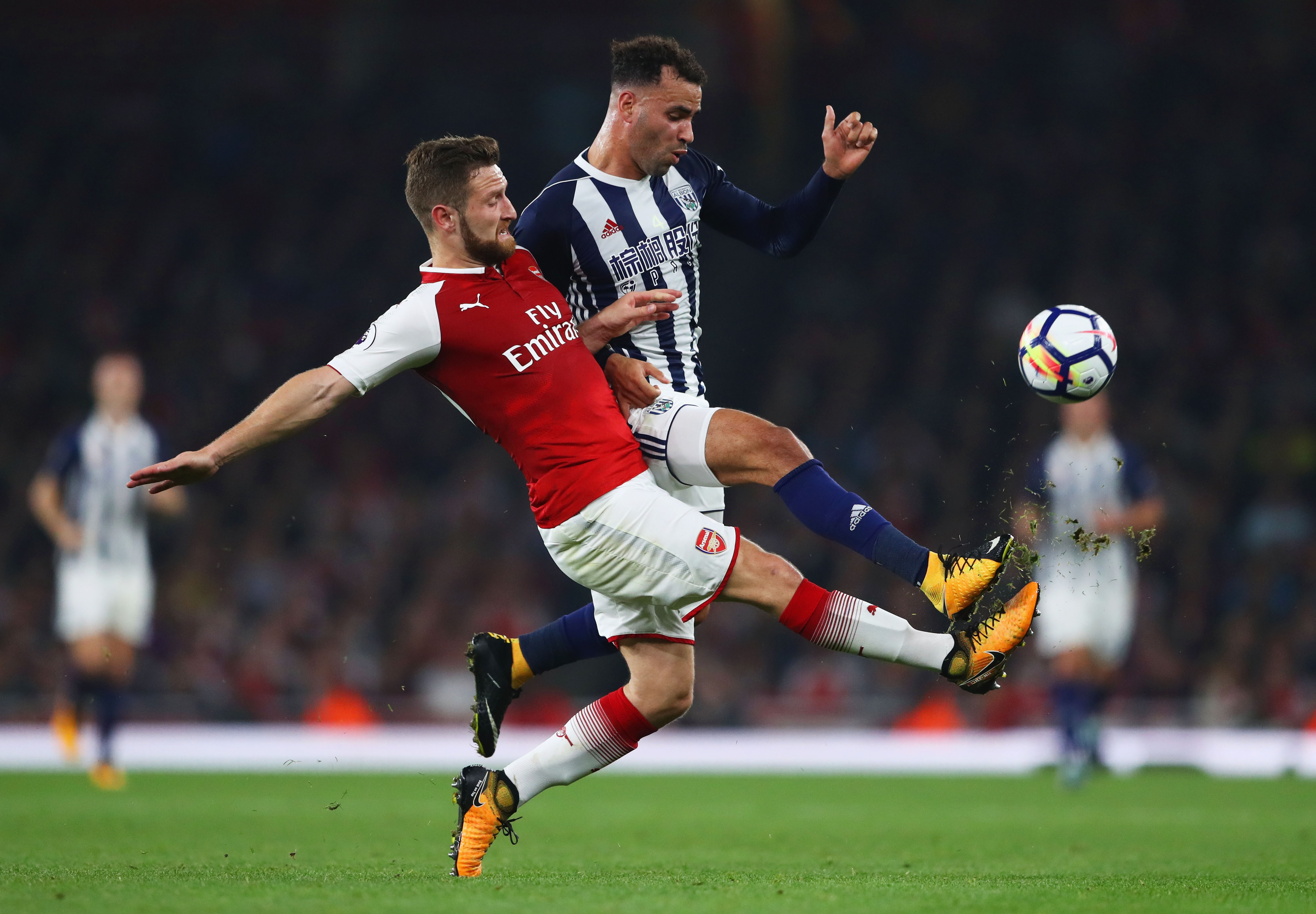 Arsenal 3 immediate consequences from Shkodran Mustafi injury