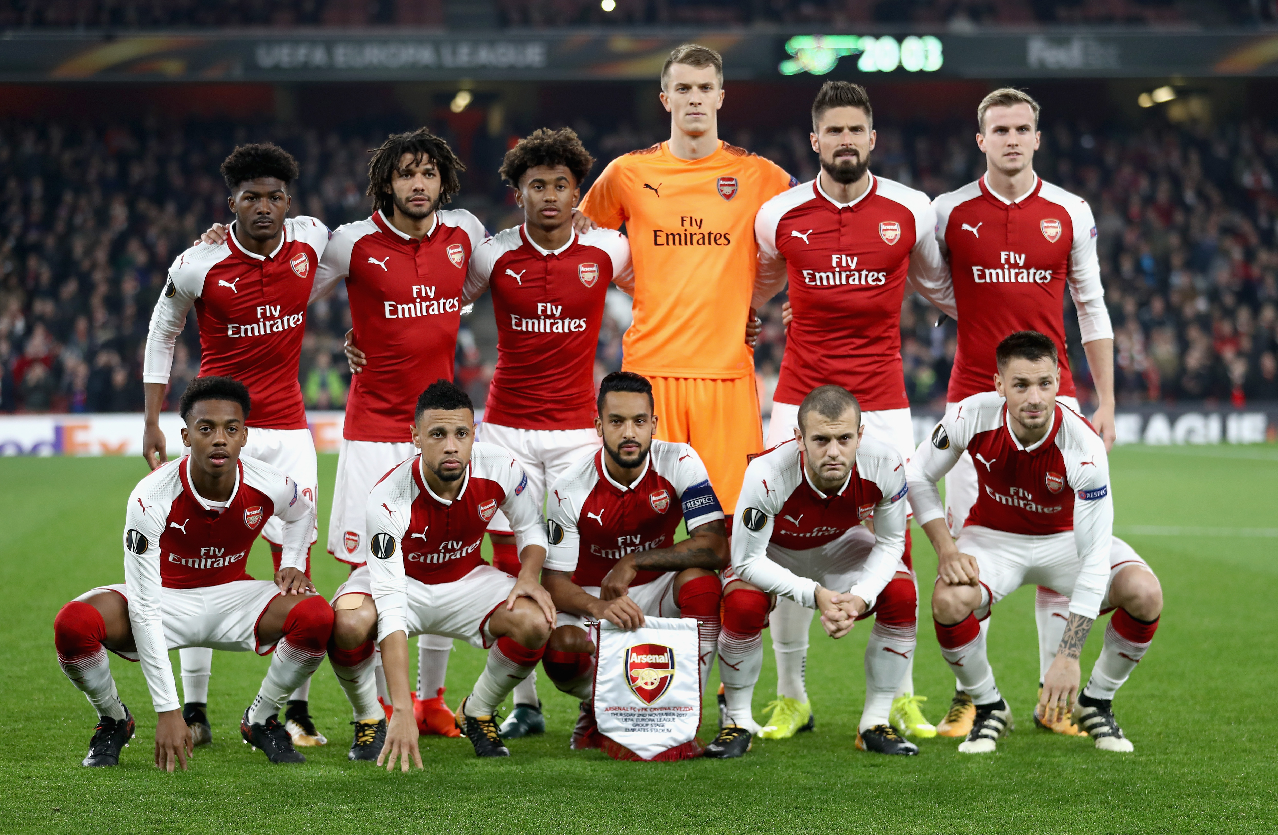 Arsenal Vs Red Star Belgrade: 5 things we learned from ...