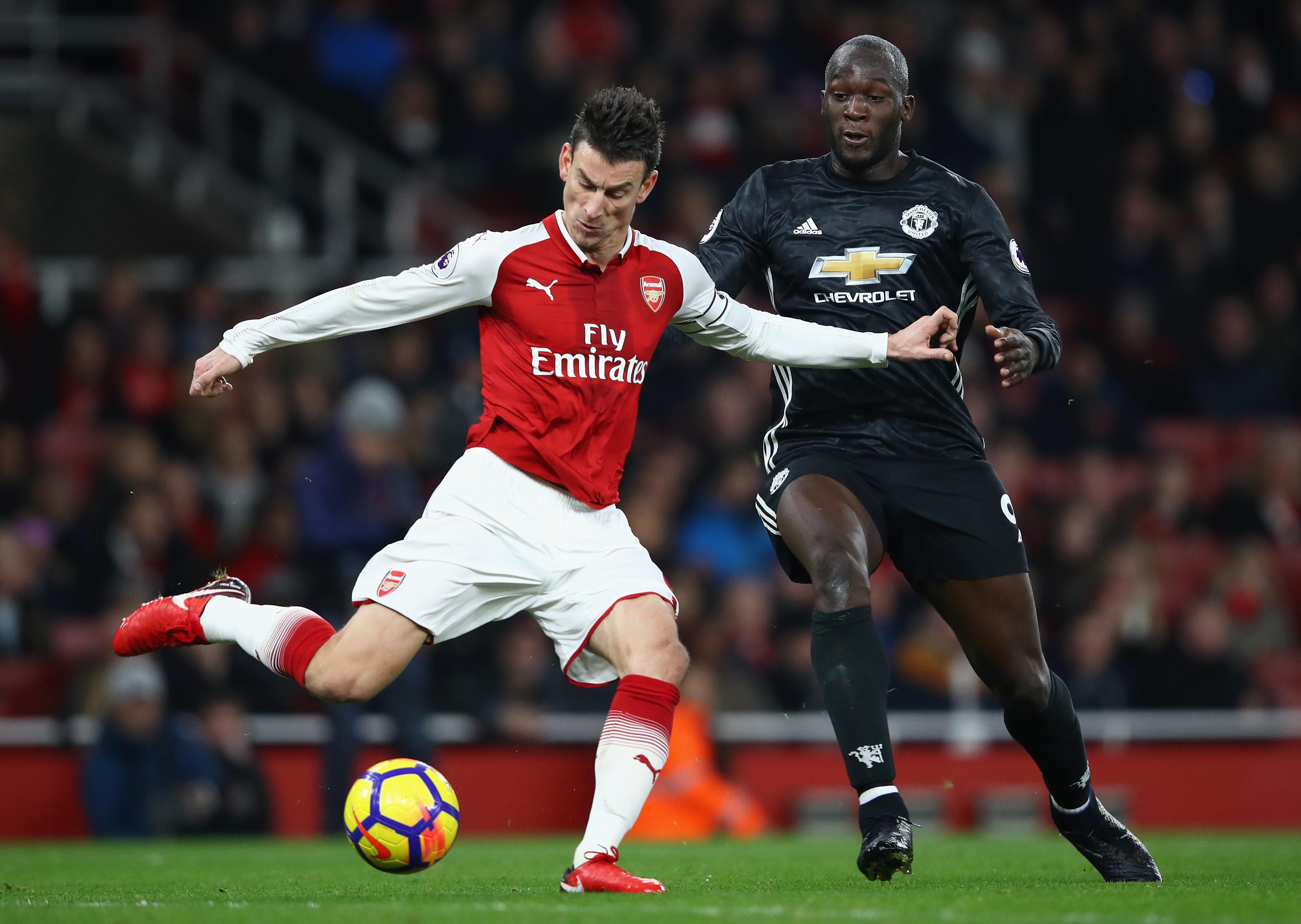 Arsenal Manu