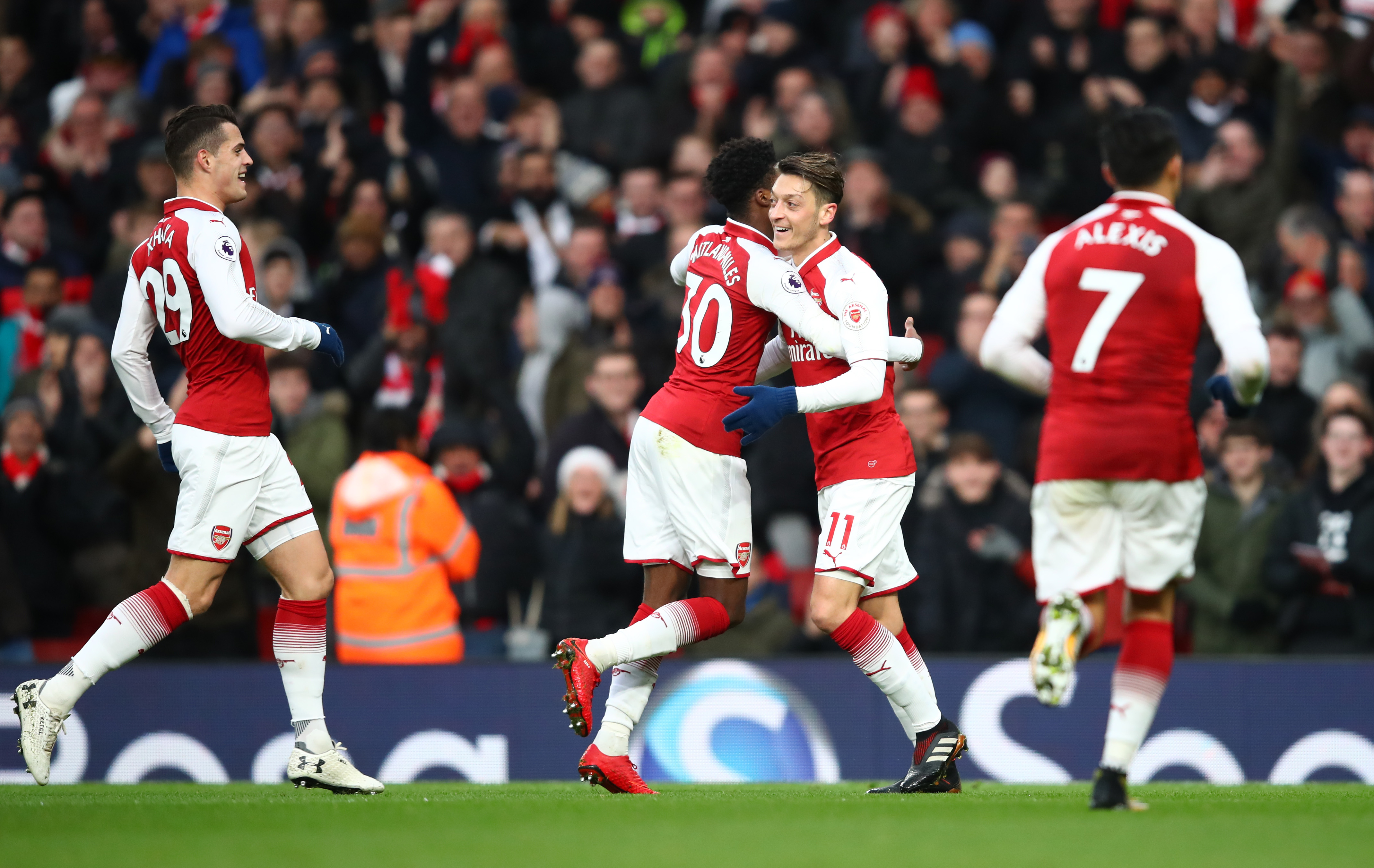 Arsenal Vs Newcastle: Arsenal Vs Newcastle United: 5 Things We Learned From