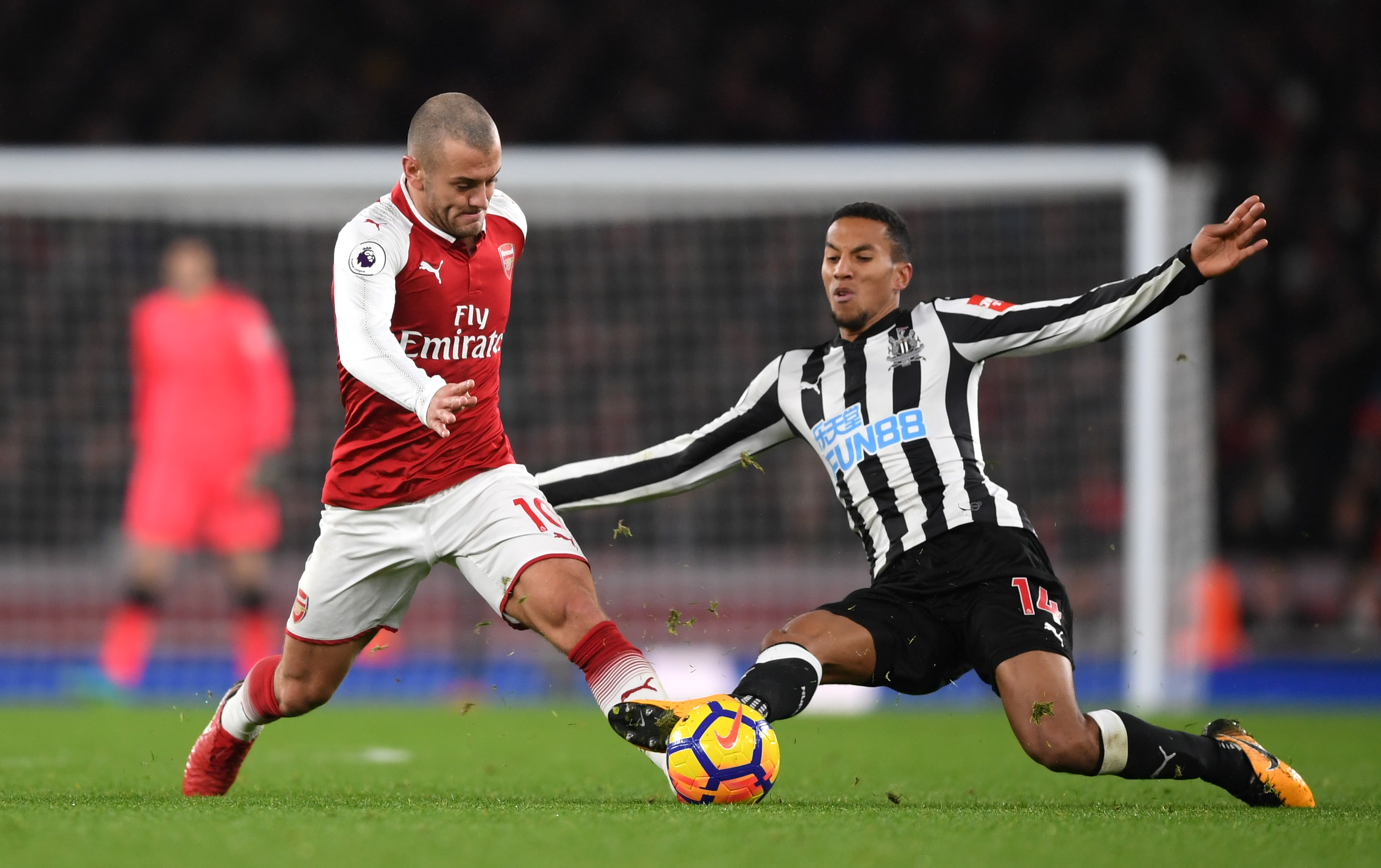 Arsenal Vs Newcastle United: Player Ratings