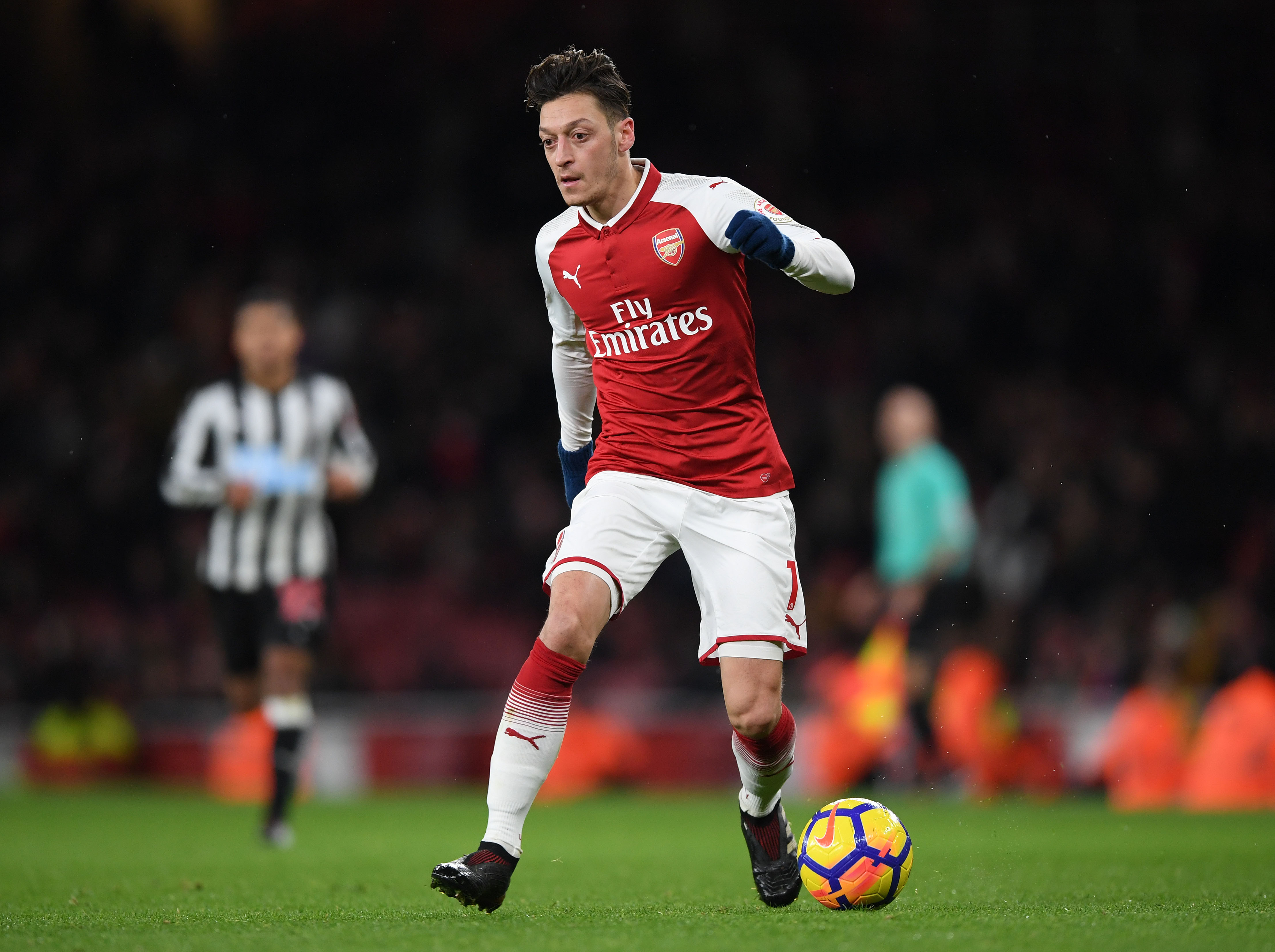 Arsenal Vs West Brom: 5 things we learned - Mesut Ozil ...