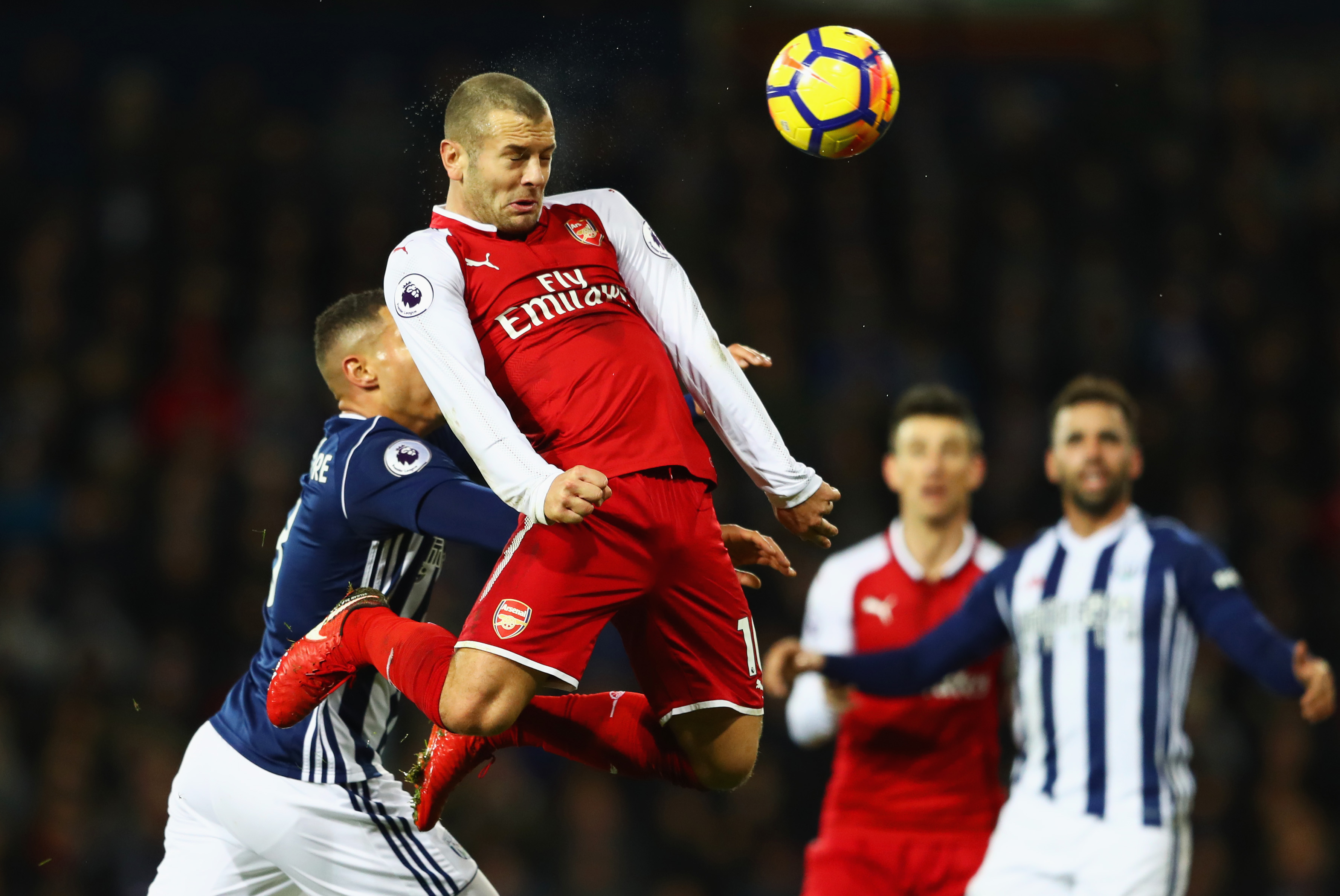 Arsenal Vs West Brom Highlights And Analysis From Controversial Draw