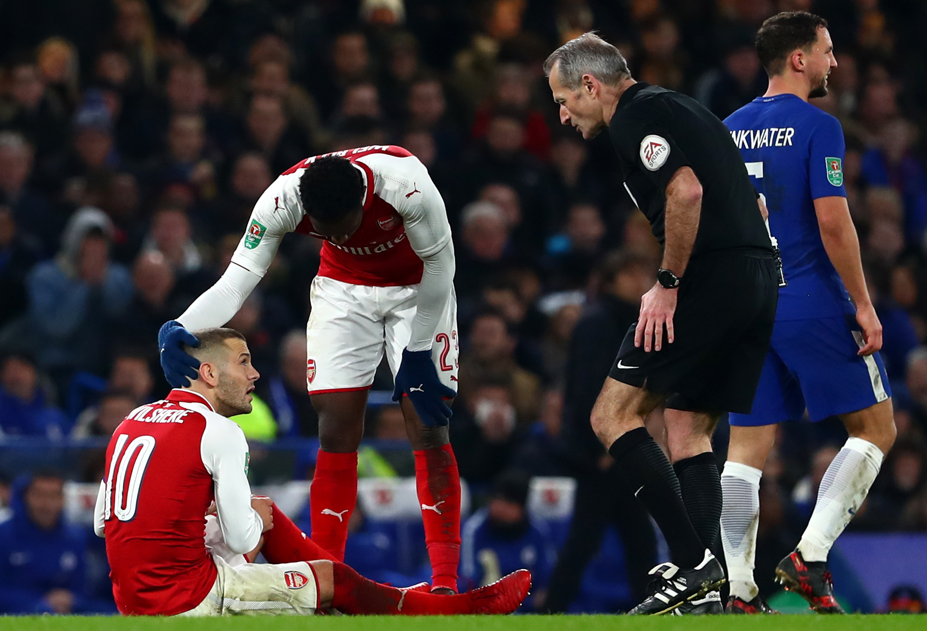 Arsenal Vs Chelsea: Highlights and analysis - Intriguing draw