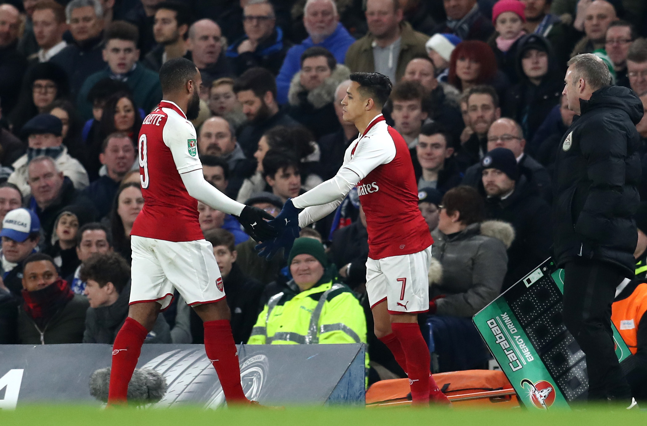 Arsenal fans react to Alex Iwobi performance v Bournemouth